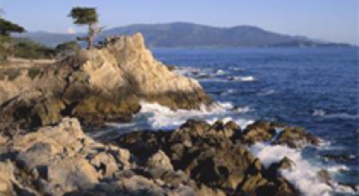 17-Mile Drive® | Pebble Beach Resorts®