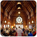 Sunday Service (Rite Two) at St. Mary's By The Sea