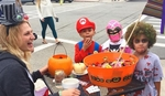 Trick or Treat in Downtown Pacific Grove