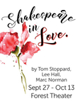PacRep Theatre Presents Shakespeare in Love
