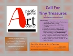 Tiny Treasures 2019 Miniature Show—Call for Entries!