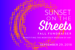 Sunset on the Streets-Fall Fundraiser