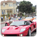25th Annual Pacific Grove Rotary Concours Auto Rally