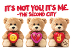 Sunset Presents: The Second City - It's Not You, It's Me