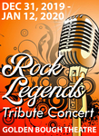 PacRep Theatre Presents Legends of Rock n Roll Tribute Concert