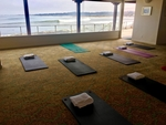 Count-Me-In: Yoga with Kim Wolff and Nutritionist and Personal Trainer Jolie