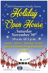 2019 Downtown Pacific Grove Holiday Open House