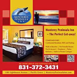 Monterey Peninsula Inn Restaurants American