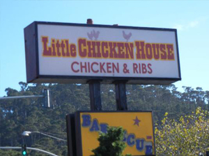 Little Chicken House