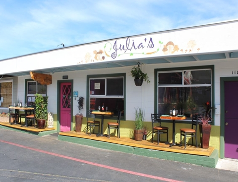Julia's Vegetarian Restaurant
