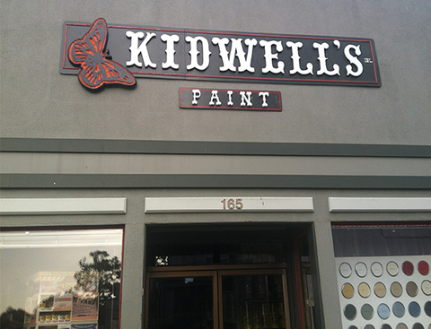 Kidwell's Paint Company