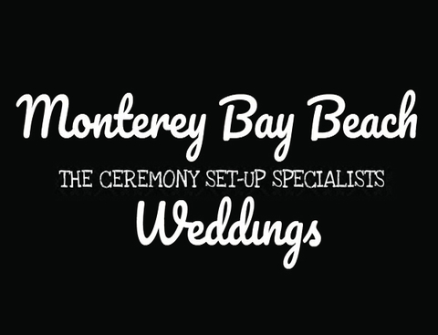 Monterey Bay Beach Weddings