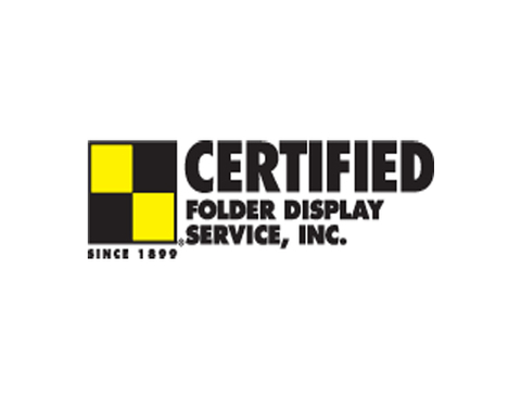 Certified Folder Display Service
