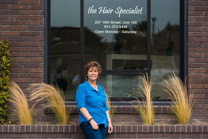 The Hair Specialist
