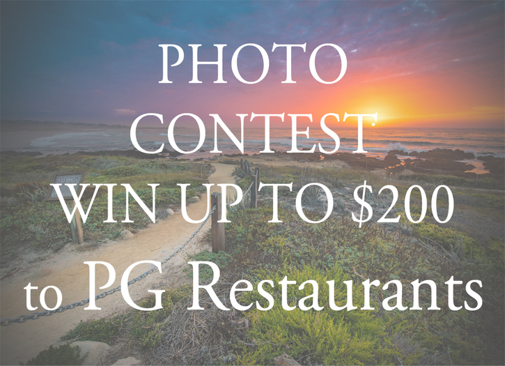 Pacific Grove Coastal Photo Contest!