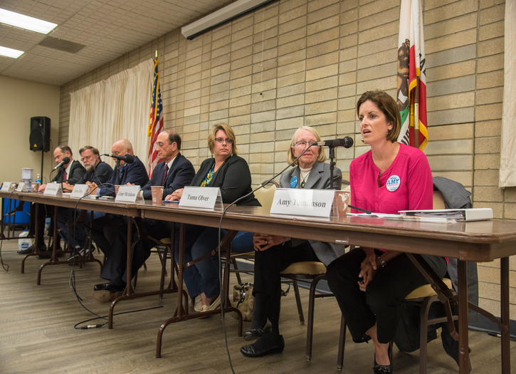 Chamber Conducts Forum & Survey of 2018 PG Candidates
