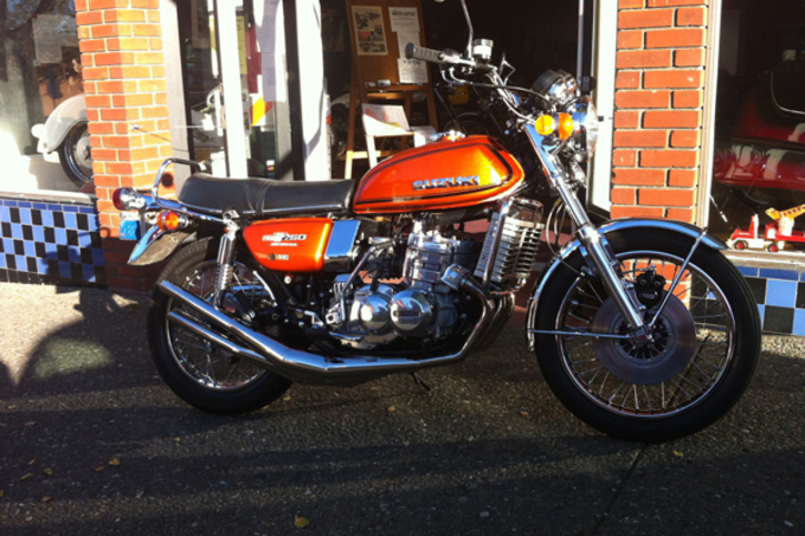 Jamesons Classic Motorcycle Museum