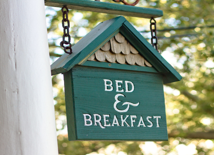 Why Choose a Bed & Breakfast for Your Weekend Getaway?