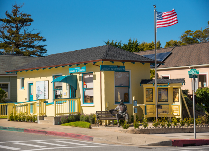 Pacific Grove Chamber: Over 100 Years of History