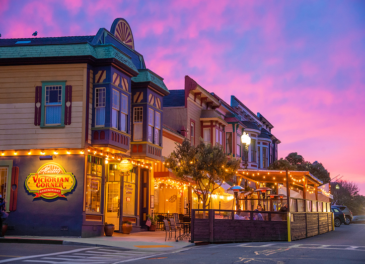 Pacific Grove Nominated in Travel Awaits Best Small Town, Vote Now!