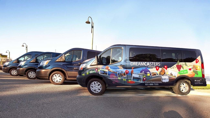 Dream Tours By-The-Sea