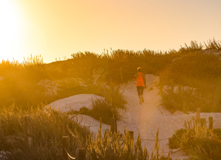 Places to Run In Pacific Grove